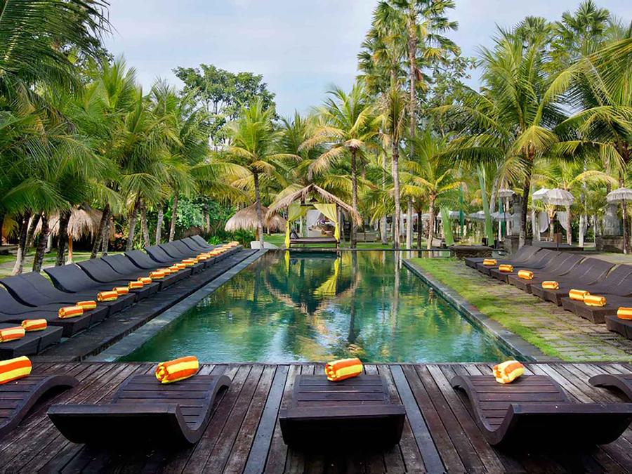 THE MANSION RESORT & SPA UBUD