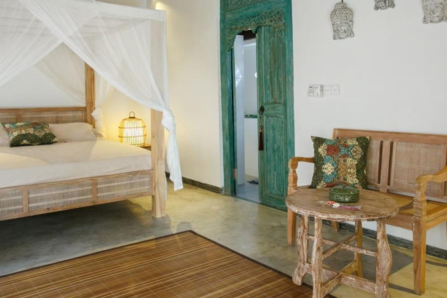VILLA PRIVATIVE LANGKAH <br> 3 Chambres