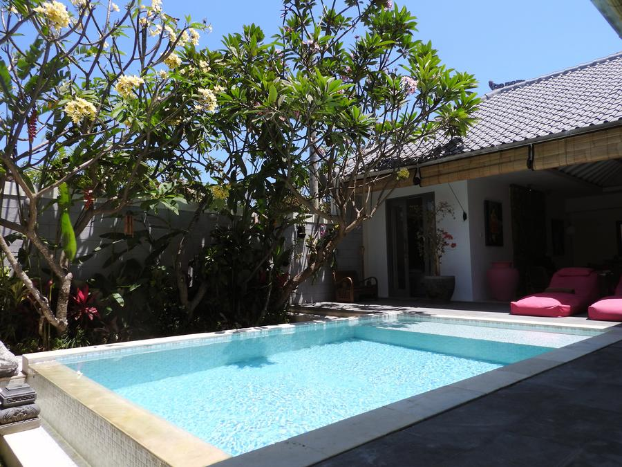 VILLA PRIVATIVE MANGGIS <br> 3 Chambres