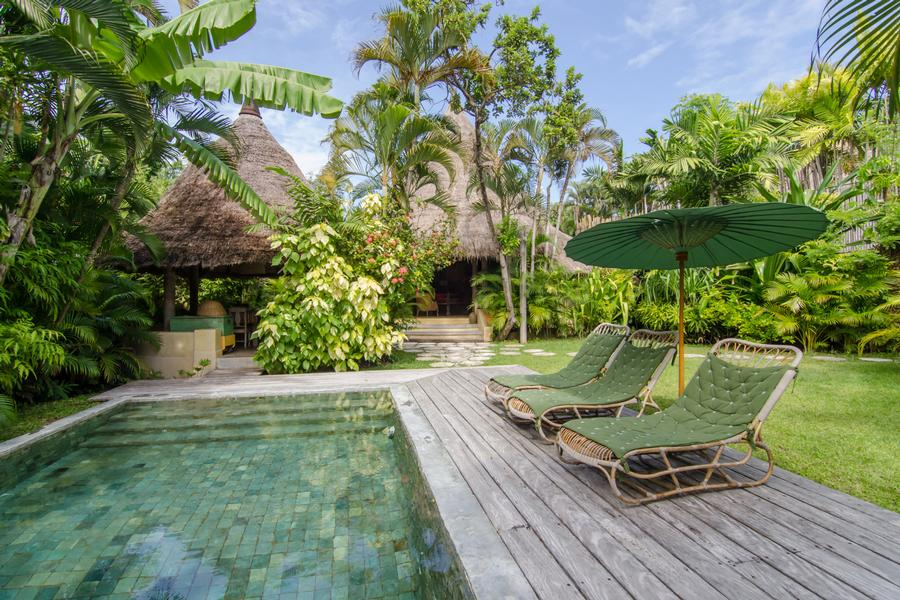 VILLA PRIVATIVE PULAU III <br> 3 Chambres