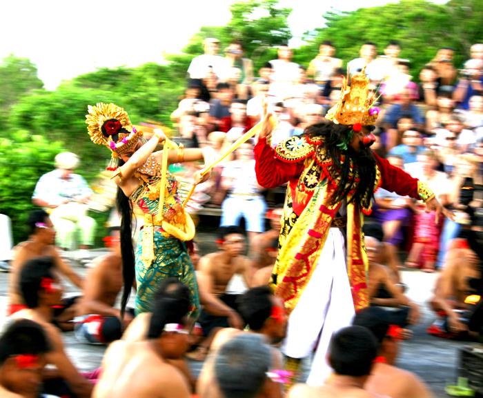 Uluwatu Et Danses Kecak - 1/2 J